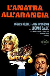 Poster L'anatra all'arancia