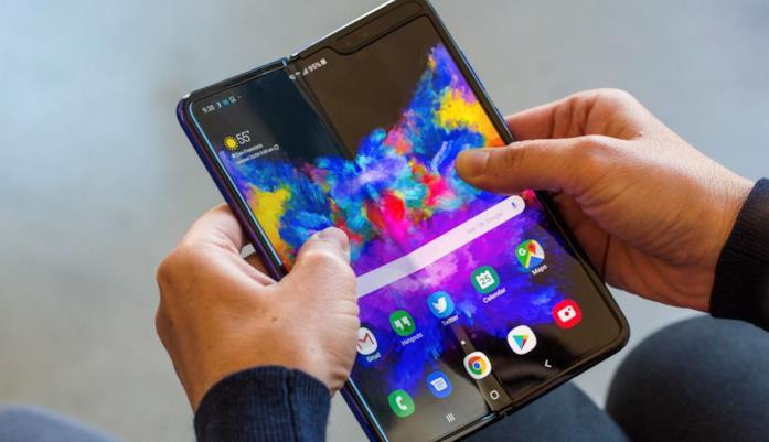 Foto del Samsung Galaxy Fold