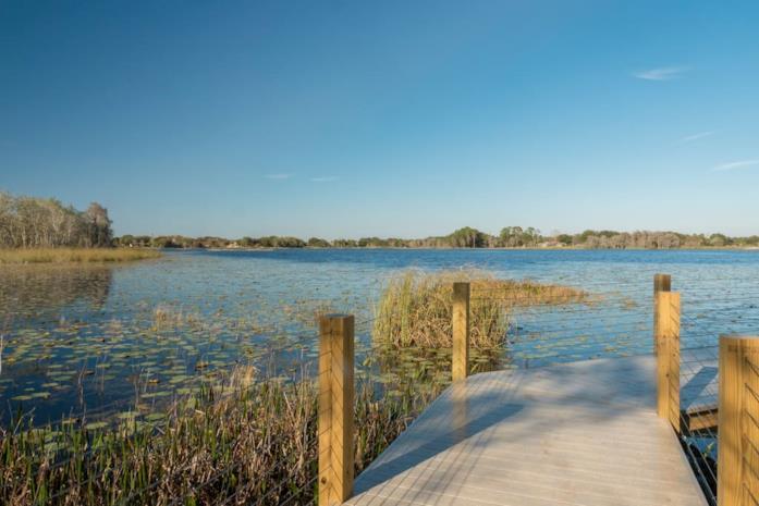 Un fiume, posto tranquillo dove poter pescare