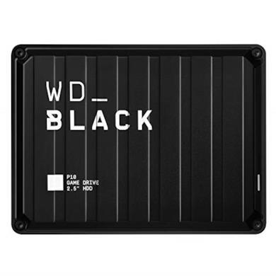 WD_BLACK P10 Game Drive 5 TB - HDD Portatile