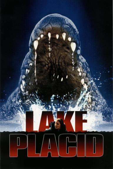Poster Lake Placid - Il terrore corre sul lago