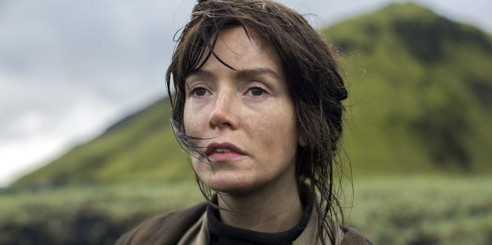 Lyra Erso in Rogue One: A Star Wars Story