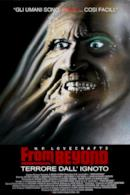 Poster From beyond - Terrore dall'ignoto