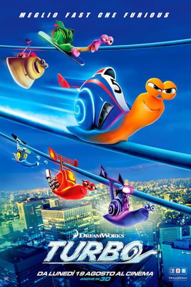 Poster Turbo