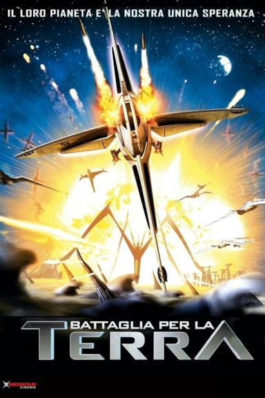 Poster Battaglia per la Terra