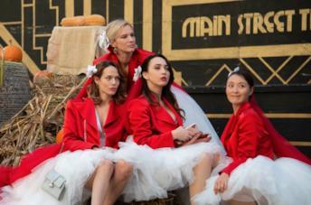 Addio al nubilato, la commedia al femminile di Francesco Apolloni
