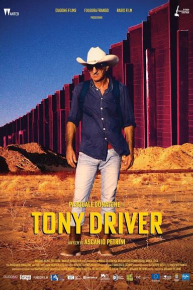 Poster Tony Driver