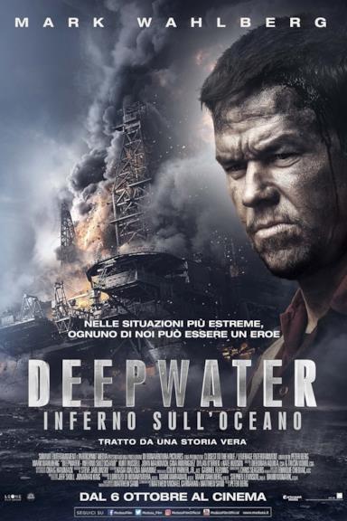 Poster Deepwater - Inferno sull'Oceano