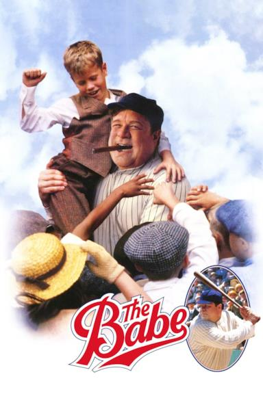 Poster The Babe - La leggenda