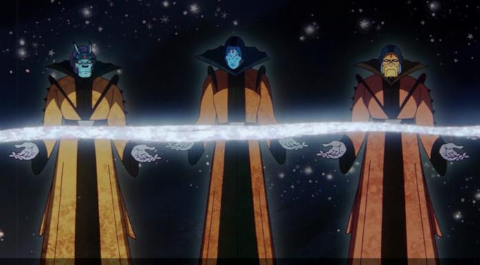 I Custodi del Tempo in versione animata