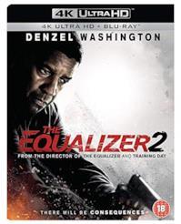 Equalizer 2 The (2 Discs - Bd & Uhd) [Edizione: Regno Unito]