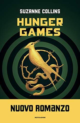 HUNGER GAMES - Nuovo romanzo