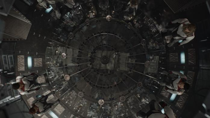 Avengers: Endgame macchina del tempo