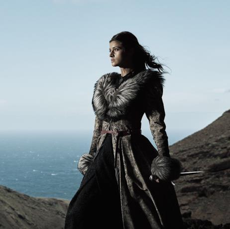 Yennefer, protagonista di The Witcher
