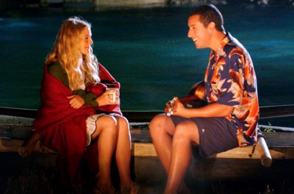 50 volte il primo bacio: la colonna sonora del film con Adam Sandler e Drew Barrymore