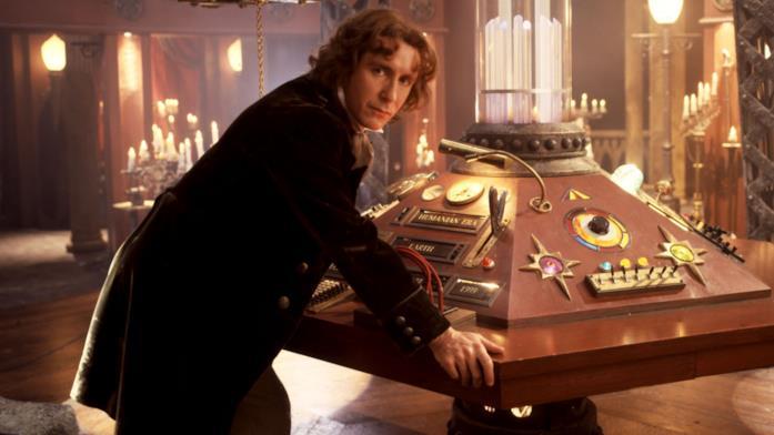 Paul McGann interpreta l'ottava incarnazione del Dottore