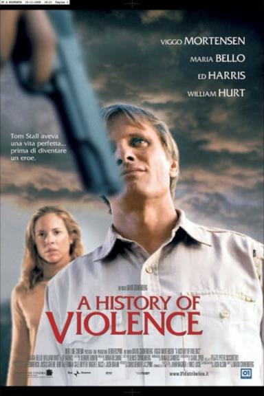 Poster A History of Violence