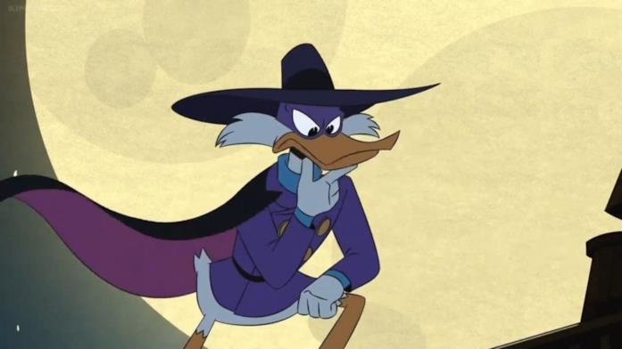 Il ritorno di Darkwing Duck in Ducktales 3