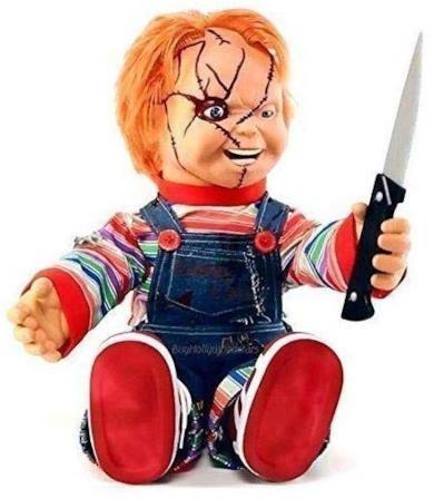 Animated Talking Chucky Doll