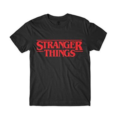 ARTIST T-Shirt TV Stranger Things (Nero, XS)