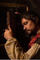 Poster L'ombra di Caravaggio