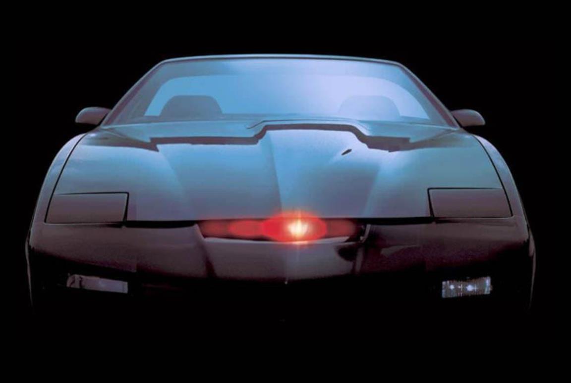 L'auto parlante KITT