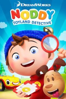 Poster Noddy, Toyland Detective