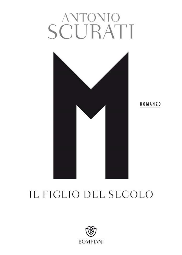 La copertina di M - Il figlio del secolo