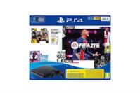 PlayStation 4 Slim 500GB+FIFA21+FUT 21 Promo code