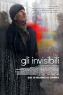 Poster Gli invisibili