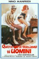 Poster Questa volta parliamo di uomini