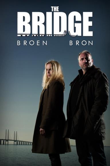 Poster The Bridge: La serie originale