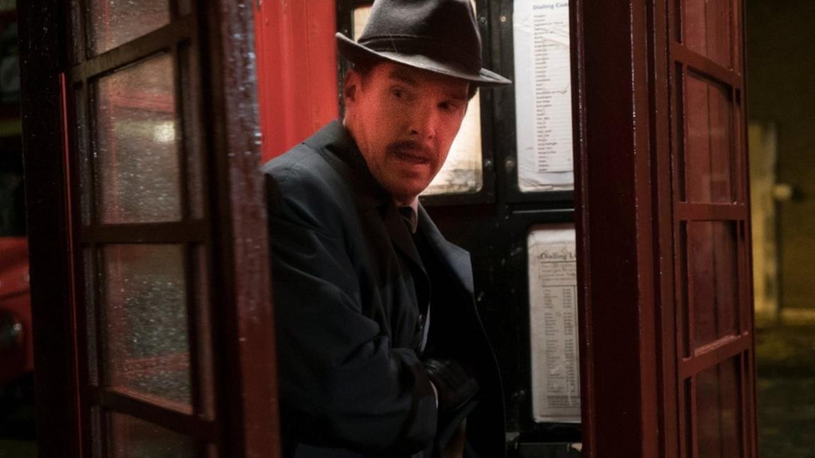L'ombra delle spie: il trailer dell'historical drama con Benedict Cumberbatch