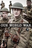 Poster Our World War