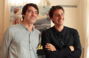 Luca Marinelli e Pietro Marcello intervistati a Venezia 76