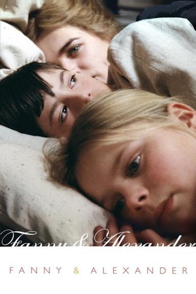 Poster Fanny & Alexander
