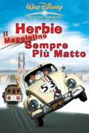 Poster Herbie il maggiolino sempre più matto