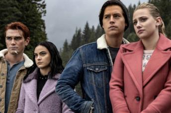 Una scena di Riverdale
