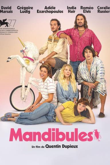 Poster Mandibules