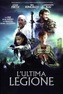 Poster L'ultima legione
