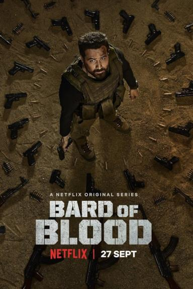 Poster Bard of Blood