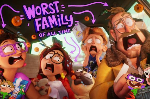 I Mitchell contro le macchine: il miglior film d'animazione dell'anno (finora)