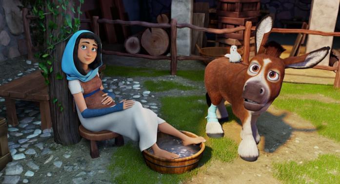 Film d'animazione Gli eroi del Natale