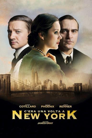 Poster C'era una volta a New York