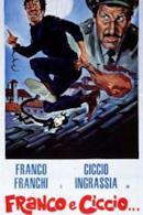 Poster 'Franco e Ciccio... Ladro e Guardia'
