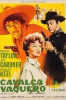 Poster Cavalca, vaquero!