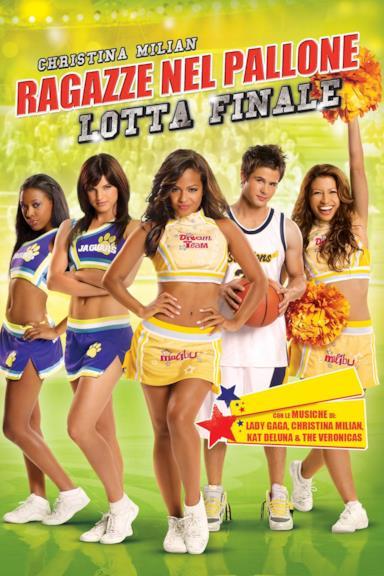 Poster Ragazze nel pallone - Lotta finale