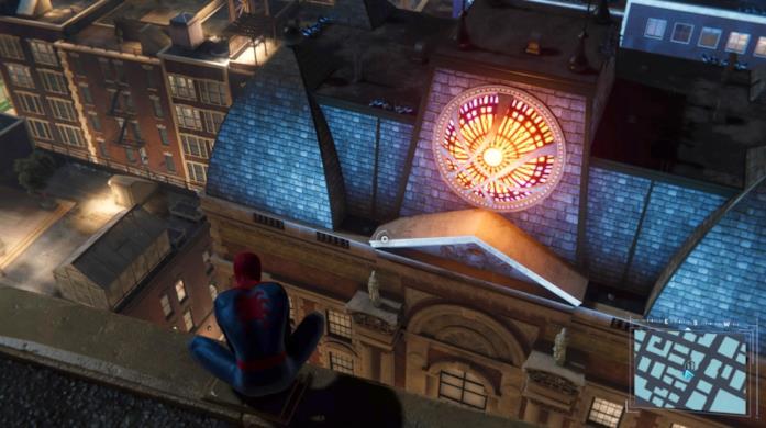 Il Sancta Sanctorum in Spider-Man