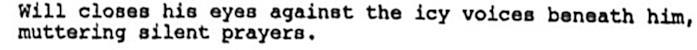 Lo script di GoT della Cushing Memorial Library: il linguaggio degli Estranei 2