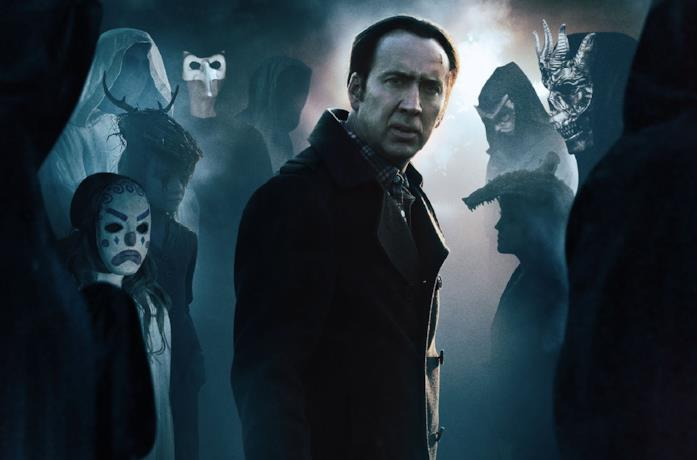 Nicolas Cage protagonista di Pay the Ghost
